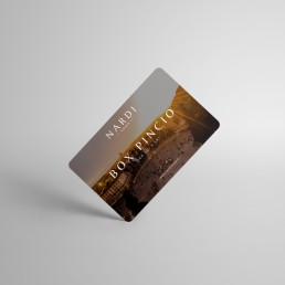 Box Pincio Card Nardi Roma Shop