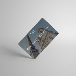 Box Trinità dei Monti Card Nardi Roma Shop