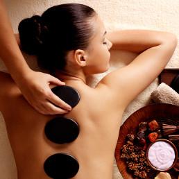 Trattamenti Corpo Stone Therapy Nardi Roma
